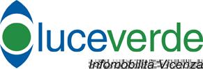 Infomobilità - Logo Luceverde - Vicenza